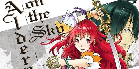 Actu Manga, Alderamin on the sky, Manga, Ototo, Shonen,