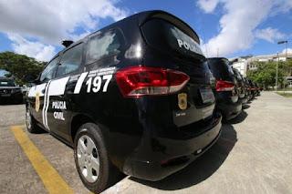 Polícia Civil da Bahia recebe viaturas com nova identidade visual