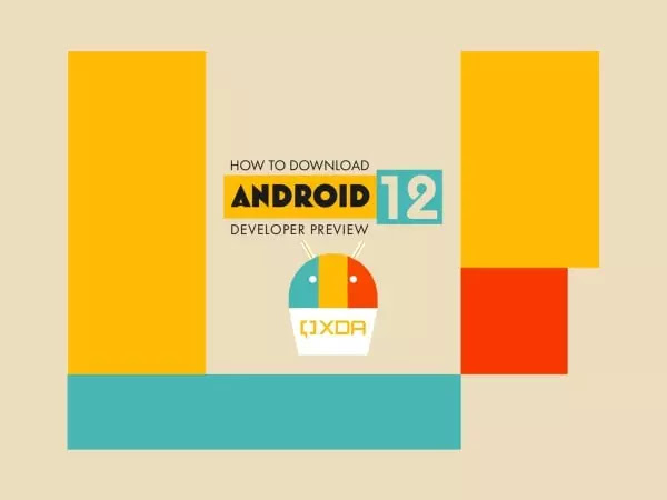 Tutorial Install Preview Android 12