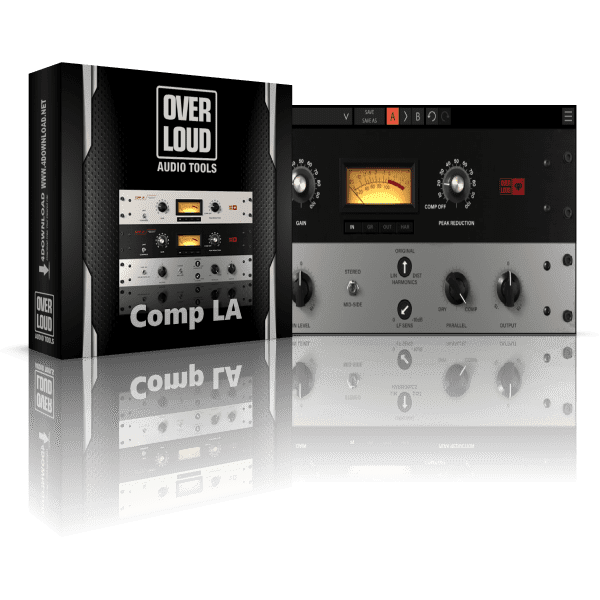 Overloud Comp LA v1.0.0 Full version