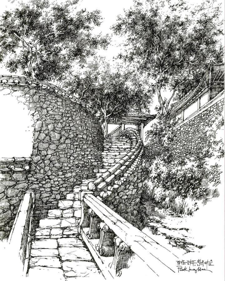 04-Stone-steps-sketch_forum-www-designstack-co