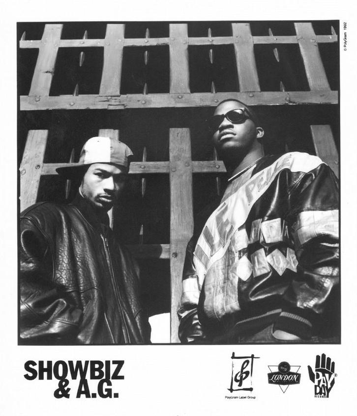 Showbiz & AG Publicity Photo