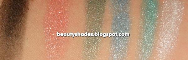 Mua Pro Glitter Ball Palette