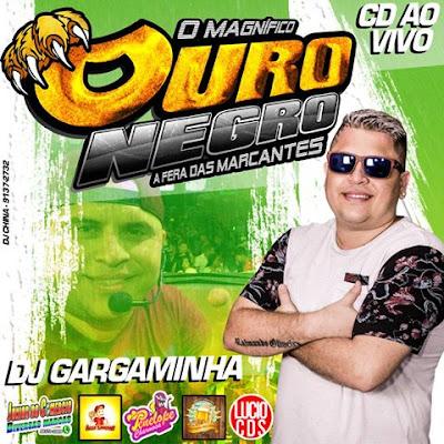 CD MAGNIFICO OURO NEGRO AO VIVO EM CAPANEMA