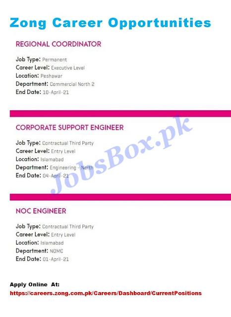 latest-zong-jobs-2021-apply-online