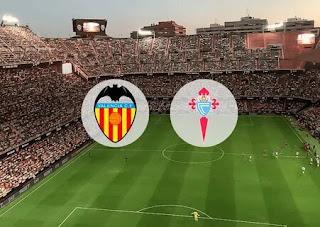 Валенсия – Сельта смотреть онлайн бесплатно 01 февраля 2020 прямая трансляция в 23:00 МСК.