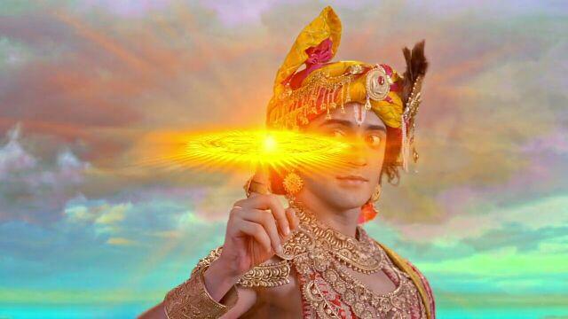 Radha Krishn: Krishna - Arjun Gatha S3 E06 07 Nov full Episode