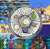 La cena ebraica
