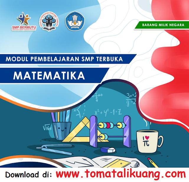 Download Modul Matematika SMP Terbuka 2021 Kelas 7 8 9 PDF