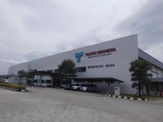 Lowongan Kerja SMK Terbaru 2018 KIIC Karawang PT Tsuzuki Indonesia Manufacturing
