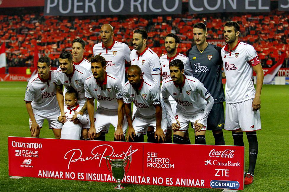 Fotos del sevilla futbol club - Socios del sevilla 2017 ...