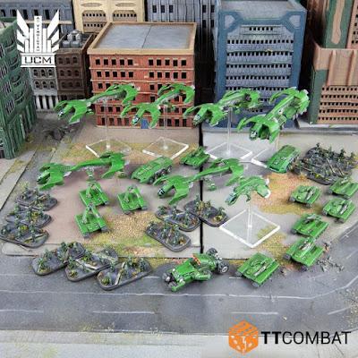 UCM Starter Armies