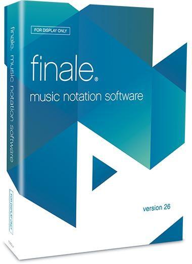 MakeMusic Finale 26.2.2.494 poster box cover