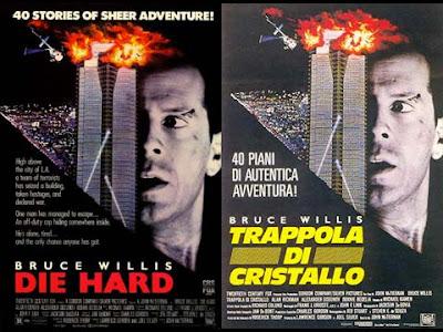 La locandina del film Die Hard / Trappola di cristallo