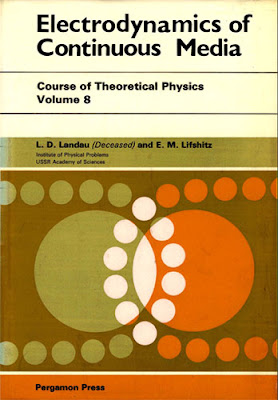 Electrodynamics of Continuous Media 2nd Edition