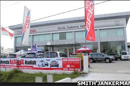Lowongan Kerja Riau : Honda Soekarno Hatta September 2017