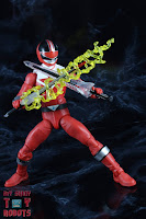 Power Rangers Lightning Collection Time Force Red Ranger 33