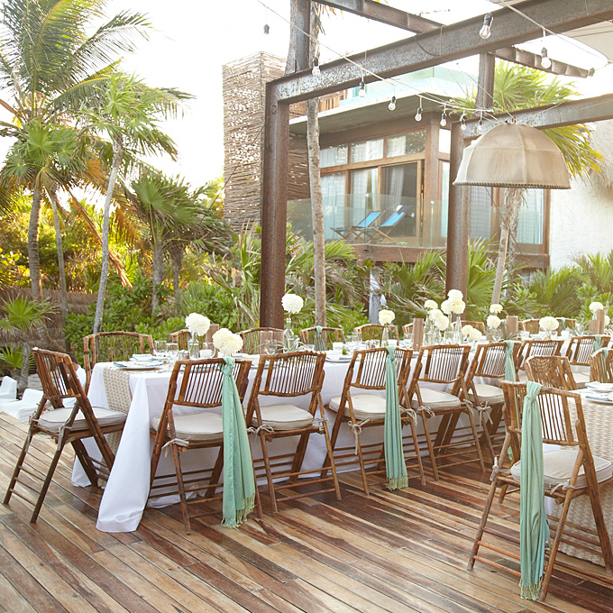 Beach Wedding Reception Ideas: Design Table Decoration In Weddings