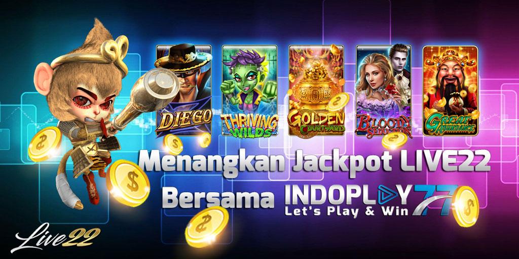 daftar link alternatif game mesin slot online live22 indonesia