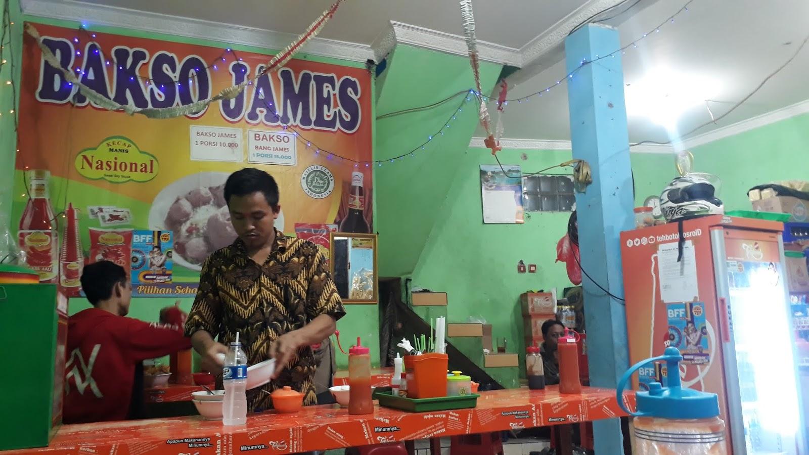 Bakso James