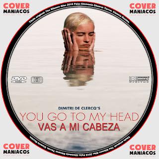 GALLETA VAS A MI CABEZA - YOU GO TO MY HEAD 2017[COVER DVD]