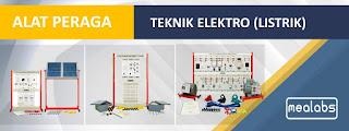 alat peraga listrik
