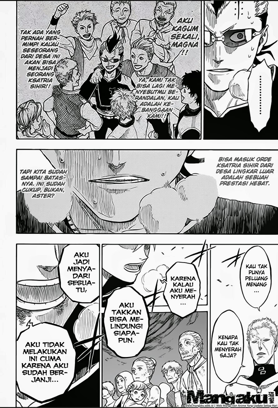Manga Black Clover Chapter 8 Bahasa Indonesia
