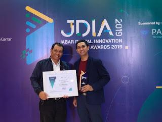 Menuju Penguatan Smart City, Indramayu Raih Jabar Digital Award