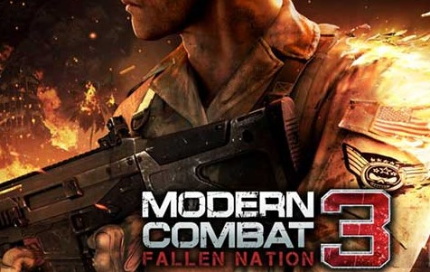 Download Modern Combat 3: Fallen Nation MOD APK + DATA