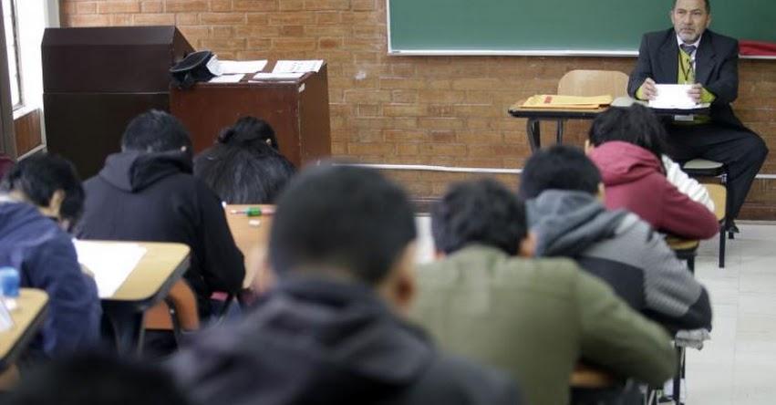 Aprueban Ley que nombra a profesores contratados de universidades públicas