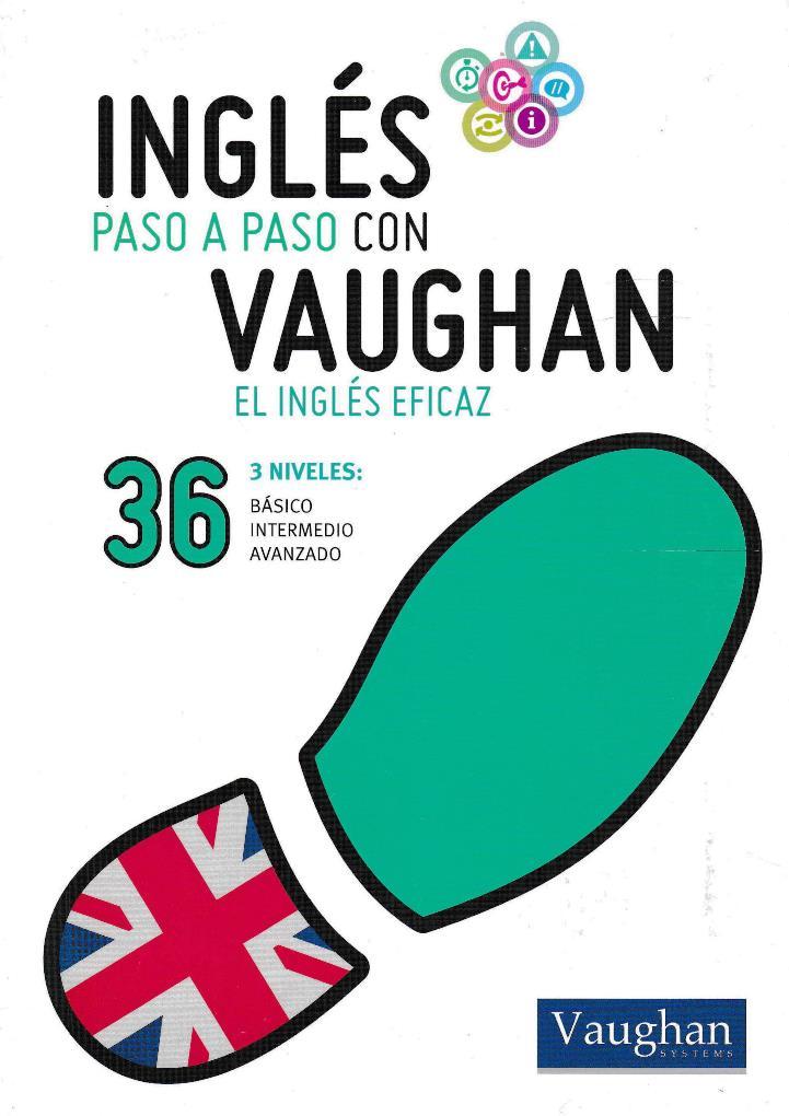 Inglés paso a paso con Vaughan 36 [Libro + Audio]