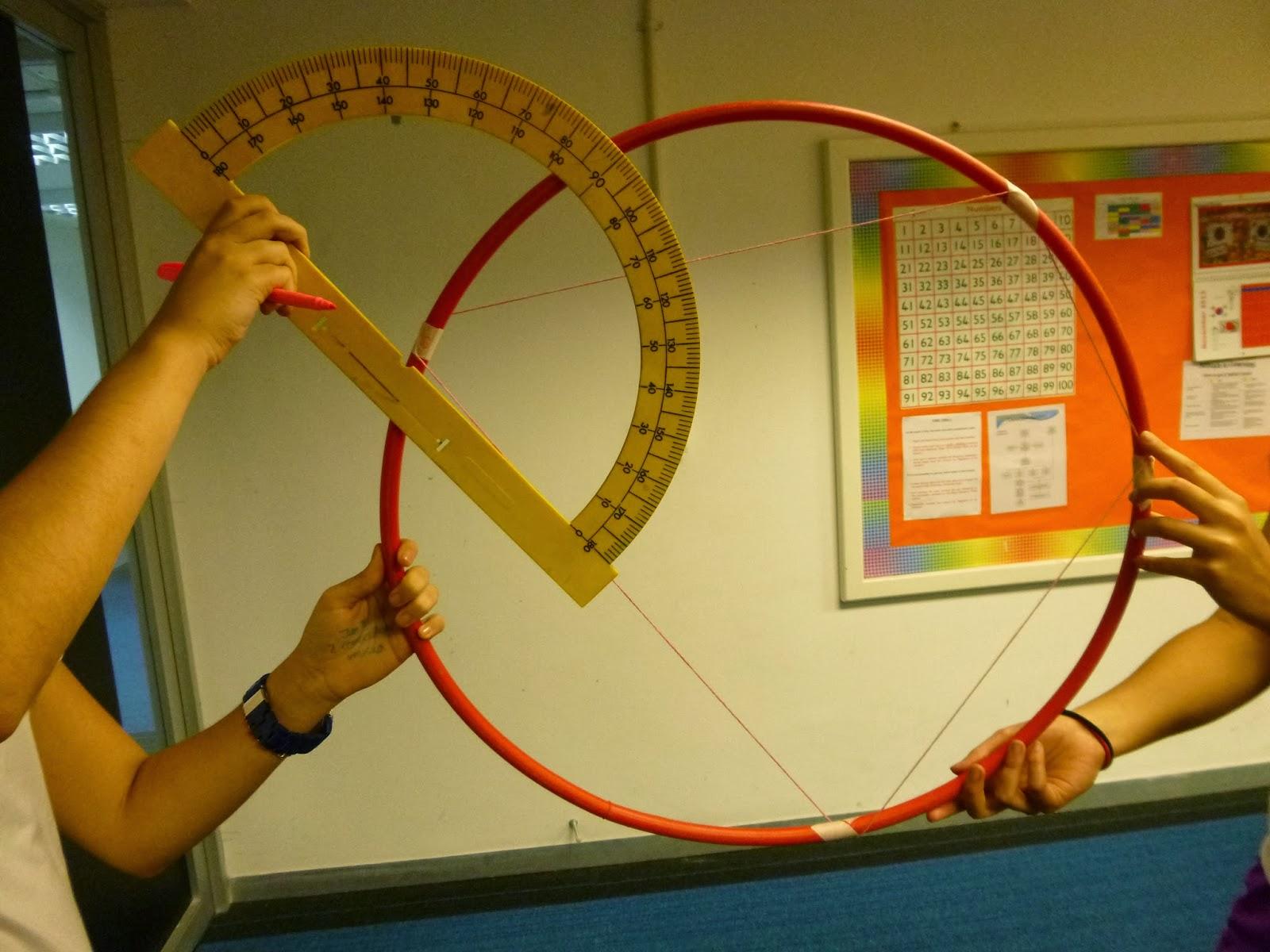 Mathsville Circle Theorems