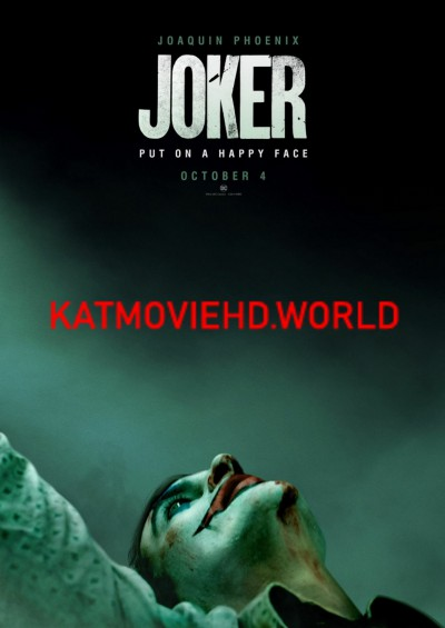 Joker 2019 Movie Dual Audio [English+ Hindi ] Download 1080p 720p 480p