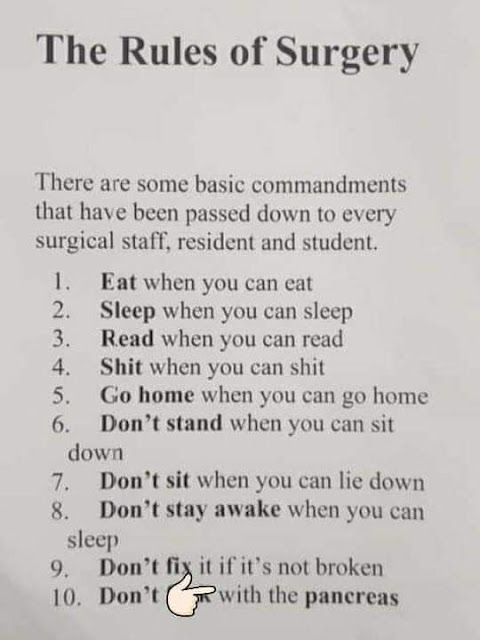 More Quotes in Surgery (For Surgical Residents)