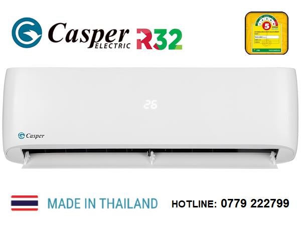 Điều hòa 1 chiều 12000BTU + Trọn gói lắp đặt Casper LC-12TL32 | LC12TL32