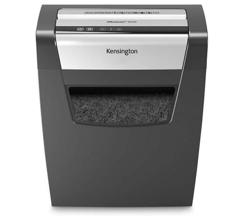 Kensington K52075AM 10-Sheet P4 Crosscut Security Shredder