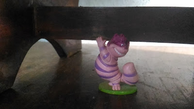 Low light mode sample photo 1 - Asus Zenfone Selfie Cheshire cat action figure