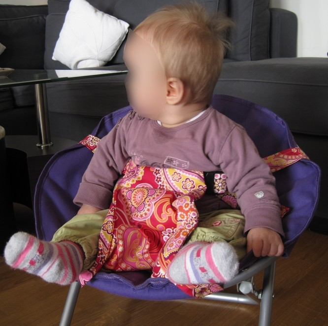 Le résultat me plait mais il ne faut pas oublié qu il ne faut jamais laissé  un bébé sans surveillance quelque soit le support sur lequel il se trouve. 9a1133fc069