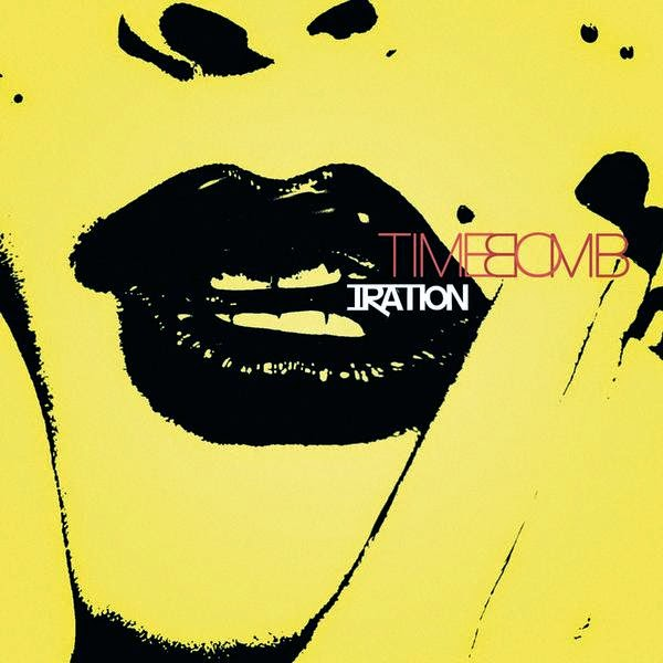 Iration - Time Bomb Cover