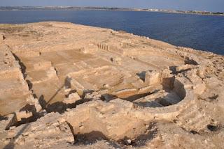 Uma das igrejas mais antigas do Egito, datada do século IV é encontrada