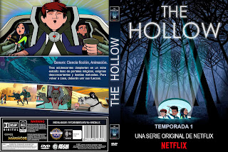 CARATULA - [SERIE DE TV] EL VACÍO - THE HOLLOW - 2018