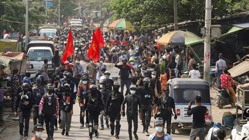 10 Kelompok Pemberontak Bersatu, Kompak Tolak Kudeta Junta Myanmar