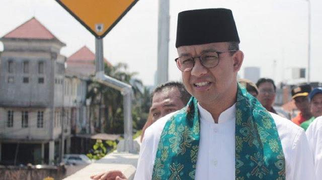 Presiden Jokowi Mengeluh Terjebak Macet 30 Menit, Anies Baswedan: Kita Mengalami Penurunan Kemacetan