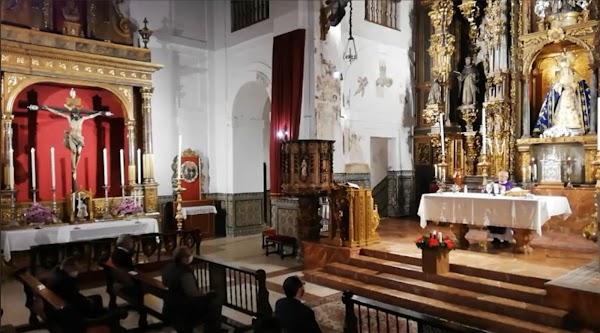 La Hermandad del Buen Fin de Sevilla traslada la Santa Misa de Hermandad a los domingos a las 12:30h