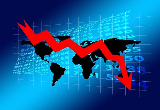 بعض من أكبر دول الاقتصاد العالمي على وشك الركود.