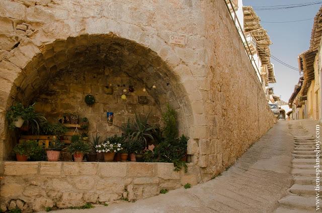 Peñarroya de Tastavins Matarraña viaje Teruel pueblos