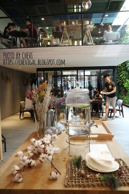 IMG 0637 - 【台中南屯】木門咖啡 Wooden Door*與大自然結合的咖啡廳。清新味蕾的觸動與綻放