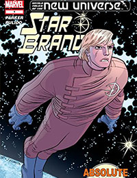 Untold Tales Of The New Universe: Star Brand