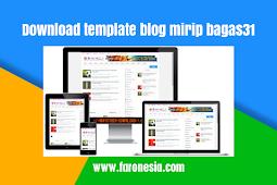 Download template blog mirip bagas31