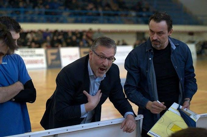 Νέος προπονητής στους Ικαρους Τρικάλων ο Γρηγόρης Γιασσάρης-Οι πρώτες του δηλώσεις